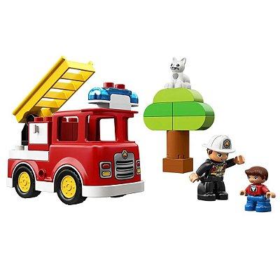 Lego Duplo - Caminhão de Bombeiros - Lego
