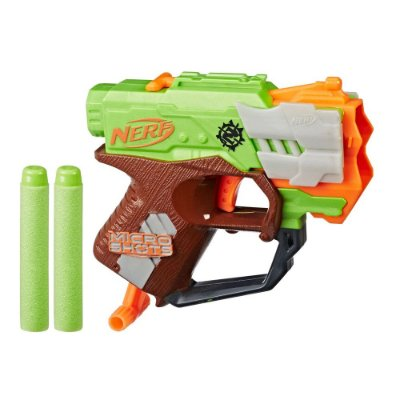 Lançador Nerf de Dardos Micro Shots - Crossfire - Hasbro