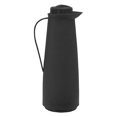 Garrafa Térmica Fresh Preta - 750ml - Mor
