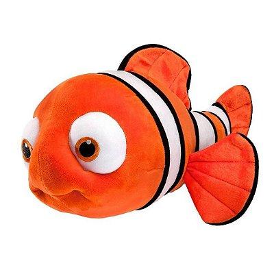 Pelúcia Disney Nemo 35cm Fun - Procurando Nemo - Barão Toys
