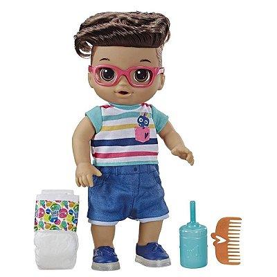 Boneco Baby Alive Bebê Passos E Sorrisos - Hasbro