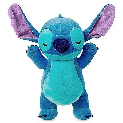 Pelúcia Disney Stitch 30 cm Fun - Lilo e Stitch - Barão Toys