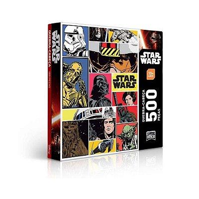 Quebra-Cabeça Star Wars - 500 peças - Toyster