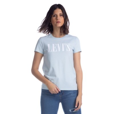 Camiseta The Perfect Azul Claro - Levi's
