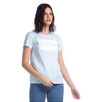 Camiseta The Perfect Logo Faixas - Levi's