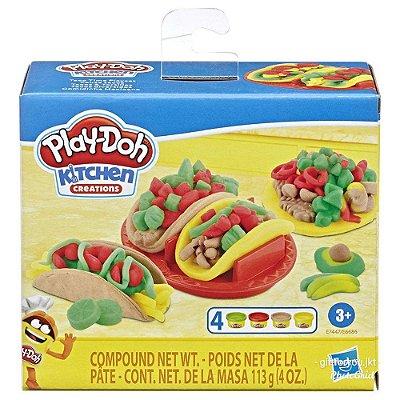 Play-Doh Kitchen - Comidinha Mexicana - Hasbro