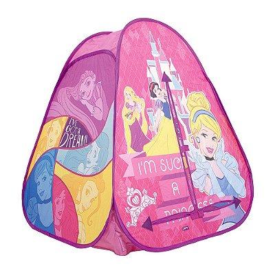 Barraca Portátil Infantil Princesas Disney - Zippy Toys