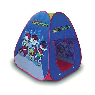Barraca Infantil Turma dos Super-Heróis
