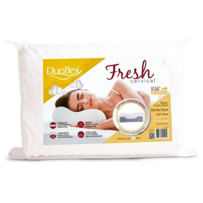 Travesseiro Fresh Cervical  - Duoflex