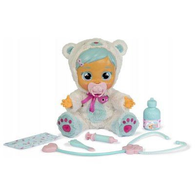Boneca Cry Babies - Kristal - Multikids