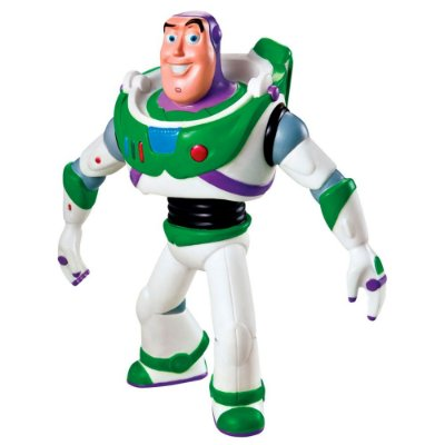 Boneco de Vinil no Ovo - Toy Story - Buzz