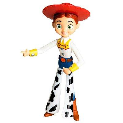 Boneco de Vinil no Ovo - Toy Story - Jessie
