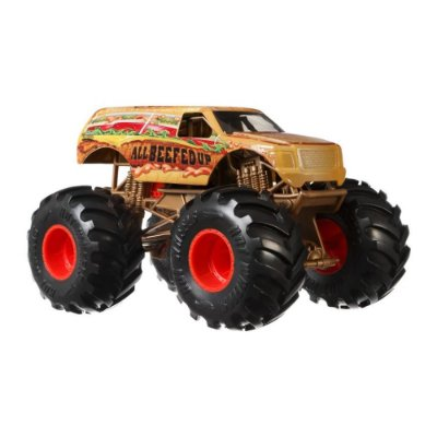 Hot Wheels Monster Trucks - Fast Foodie - Mattel