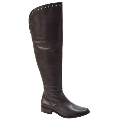 Bota Montaria Over - Brown - Arara Brasil