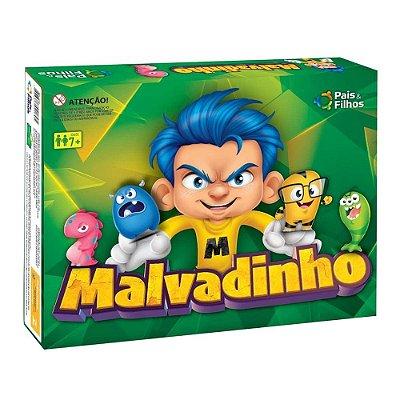Jogo Malvadinho - Pais & Filhos