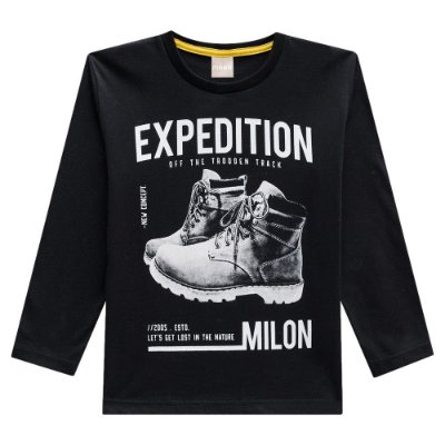 Camiseta Masculina Expedition - Milon
