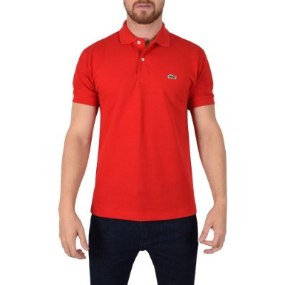 Camisa Polo Lacoste - Vermelho Rouge