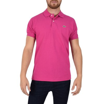 Camisa Polo Lacoste - Pink Chardon