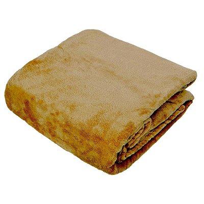 Cobertor Blanket Casal - Curry - Kacyumara