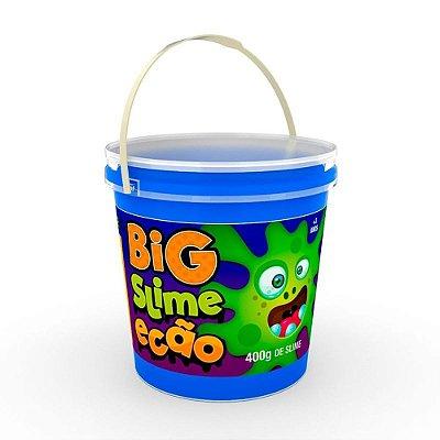 Big Slime Ecão - Azul Neon - DTC