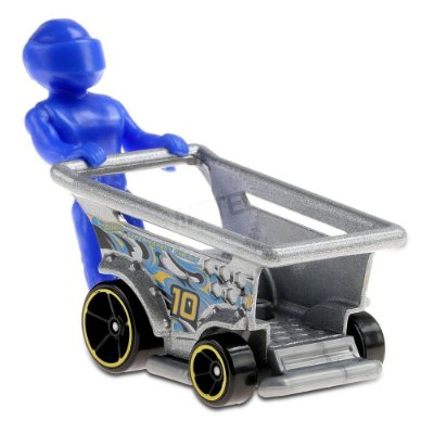 Carrinho Hot Wheels - Aisle Driver  - Mattel