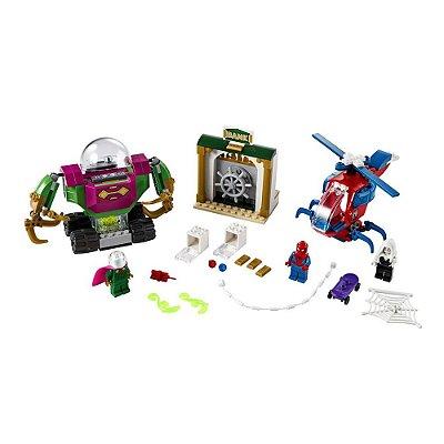 Lego Marvel - Spider Man - A Ameaça de Mysterio