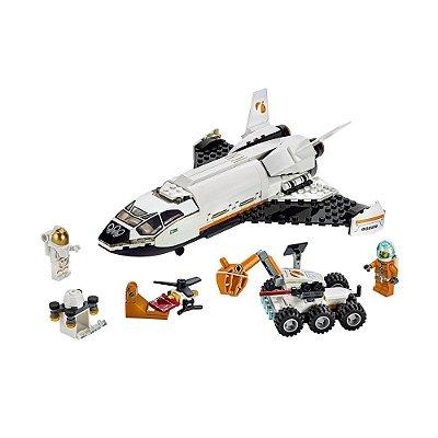 Ônibus de Pesquisa em Marte - Lego