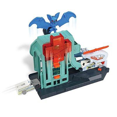 Hot Wheels City - Ataque Morcego no Hospital - Mattel
