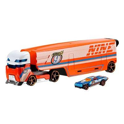 Hot Wheels Caminhão Transportador- Speedway Hauler - Mattel