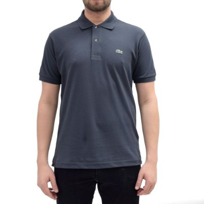 Camisa Polo Lacoste Regular - Gray S5T