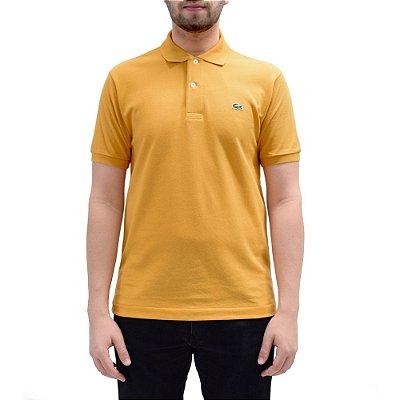 Camisa Polo Lacoste - Amarelo 4BW