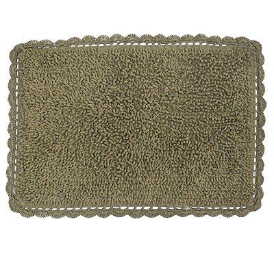 Tapete Croche Bolinhas 45 x 65cm - Fend - Kacyumara