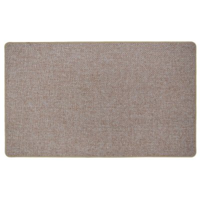 Tapete Easy Marrom - 75 x 45 cm - Via Star