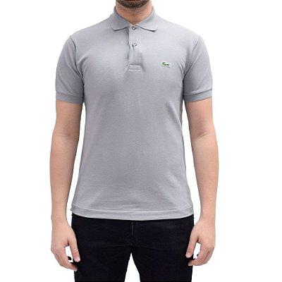 Camisa Polo Lacoste - Gray KC8