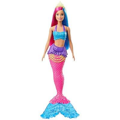 Barbie Dreamtopia Fantasia Sereia - Mattel