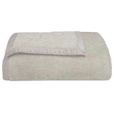 Cobertor Soft Premium Liso Queen 480g/m² - Fendi - Naturalle