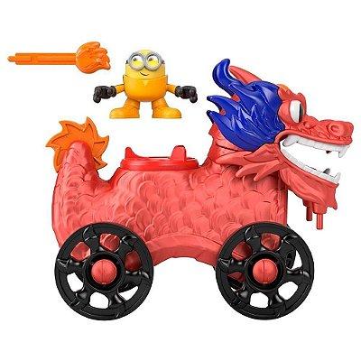Imaginext Minions 2 - Disfarce de Dragão - Mattel