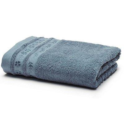 Toalha de Banho Total Mix Aurora - Azul 6784 - Artex