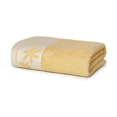 Toalha de Rosto Maria Le Bain - Amarelo 8236 - Artex