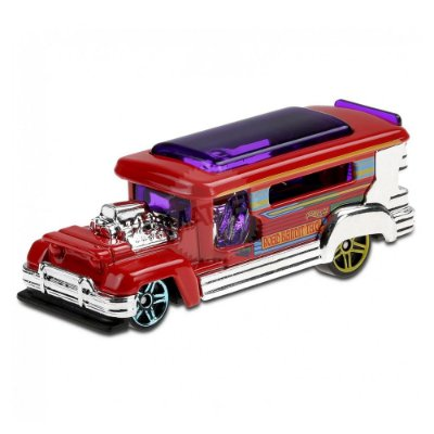 Carrinho Hot Wheels - Road Bandit - Mattel