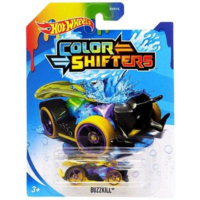 Hot Wheels Colour Shifters - Buzzkill - Mattel