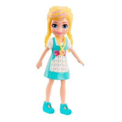 Polly Pocket - Polly - Vestido Confetes - Mattel