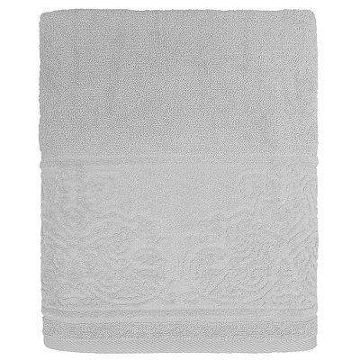 Toalha de Banhão Jacquard Confort - Cinza 11467 - Döhler