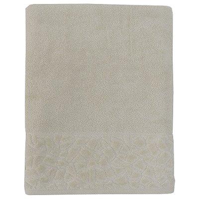 Toalha de Banho Jacquard Confort - Marrom 11433 - Döhler