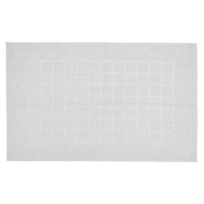 Toalha de Piso Royal II - Branco - Döhler