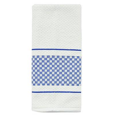 Pano de Copa Felpudo Vitória - Azul - Döhler