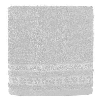 Toalha de Rosto Total Mix Aurora - Branco 0001 - Artex