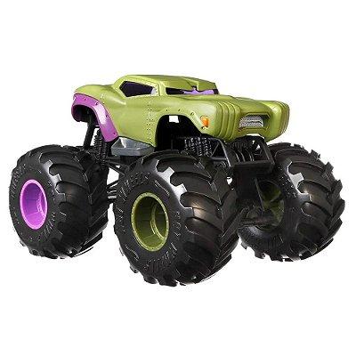 Hot Wheels Monster Trucks - Hulk - Mattel