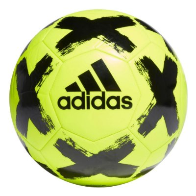 Bola Adidas Starlancer Verde Neon e Preto - Adidas