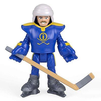 Imaginext Mini Figura Com Acessórios - Jogador de Hockey - Fisher-Price